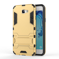 Samsung Galaxy ON7 - J7 Prime Anti Knock Slim Hybrid Rugged Armor Case