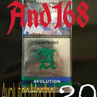 Rokok Sampoerna Avolution Mild Menthol 20 Sampurna Avolusion Mentol