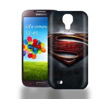 Superman Samsung Galaxy S4 Custom Case