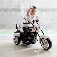harga mainan anak motor aki Harley Davidson junior accu Tokopedia.com