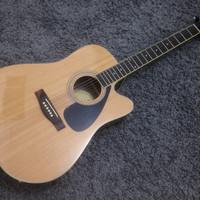 Gitar Akustik Elektrik Samick custom