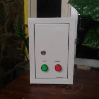 Panel Kontrol Auto Switch PLN Genset 3500 Watt fitur Switch Off Genset