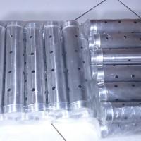 Jual cetakan lontong alumunium Kecil / ( 1 Lusin) Murah