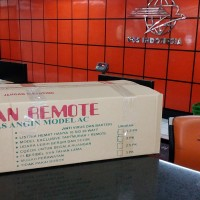 Jual kipas angin model ac fansplit FAN REMOTE 2PK Murah