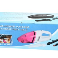Jual Portable High Power Car Vacuum Cleaner/ Penghisap Sedot Debu Mobil Oto Murah