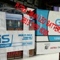 aki motor GS 12N9-4B-1 ASTRA OTOPART PREMIUM