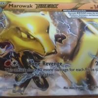 Jual Kartu Pokemon Original Marowak Break Breakthrough Murah