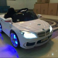 harga mainan anak mobil aki BMW M5 Tokopedia.com