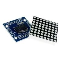 MAX7219 Dot Matrix Module 8x8 Led for Arduino, AVR, ATMega