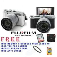 Fujifilm Xa2 Kit 16-50 / Fujifilm X A2 / Fuji Film Xa 2