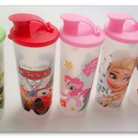 Botol MInum Plastik Anak Anak Karakter