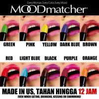 Moodmatcher lipstick mendukung penampilan muslimah hija Favorit