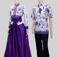 Toko Online Batik Gamis Modern