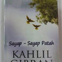 BUKU SAYAP - SAYAP PATAH ( KAHLIL GIBRAN ) - Gudang Buku