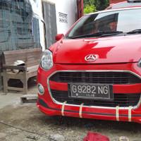 Bodykit Mobil Agya/Ayla (M-Sporty , X-Elegant, TRD)