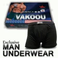 Jual Vakoou Celana Dalam Pria Vakou / Magnetic Men Underwear / CD Kesehatan Murah