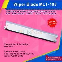 Wiper Blade MLT-108 MLT-D108S, Printer Samsung ML 2010 1640 1610,