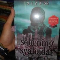 Buku Novel Sebening Sahadat by DIVA SR