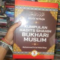 Buku Kumpulan Hadist Shahih Bukhari Muslim - Muhammad Fuad Abdul Baqi