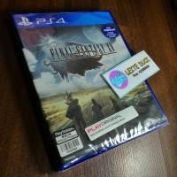 PS4 FINAL FANTASY XV - REGION 3