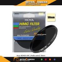 Hoya ND400 HMC (Multicoated) 58mm