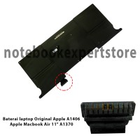 "Original A1406 Battery For Apple Macbook Air 11"" A1370 laptop"