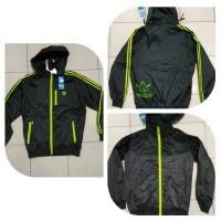 Jual Jaket Adidas bolak balik grade original water resistance Murah