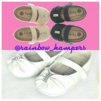 Sepatu bayi/anak Prewalker Ribbon Ballerina Series