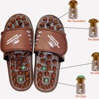 Jual Reflexology Sandals Giok Kozuii Original XS S M / Sandal Kesehatan Murah