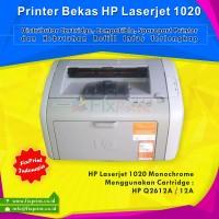 Jual Printer HP Laserjet 1020 Bekas Murah