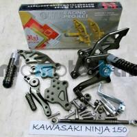 harga Underbone Nui Monster II Kawasaki Ninja 150 RR - Brown Tokopedia.com