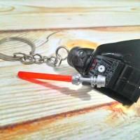 gantungan kunci lego darth vader starwars RogueOne keychain mainan
