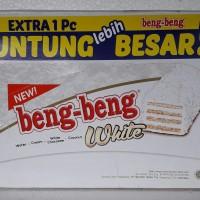 harga Beng-beng White 22gr X 20pcs (per Dus) Tokopedia.com