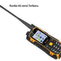 HP Outdoor Runbo X1 + PTT UHF/VHF