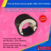 harga Pick Up Roller Samsung ML1666 ML1660 ML 1860 ML1043, OEM Part JC61-03435A Tokopedia.com