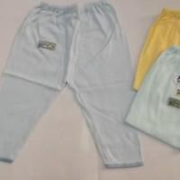 Celana Panjang Bayi NewBorn Buka kaki Boboho 3Pcs