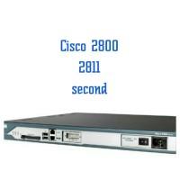 cisco router 2800 2811 bekas mulus call pjscomputer