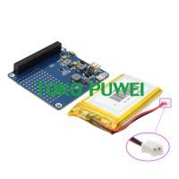 Raspberry Pi Raspi UPS HAT Lithium Battery Expansion Board Kit AY81