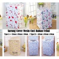 Cover Mesin Cuci Buka Atas Type A