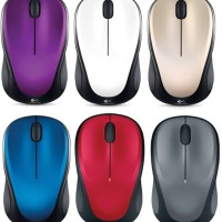 Wireless Logitech Mouse M325