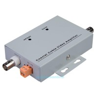 Coaxial Cable BNC Video Signal Amplifier for CCTV