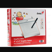 """Genius I405 : 4"""" x 5.5"""" graphic tablet for painting & drawing"""