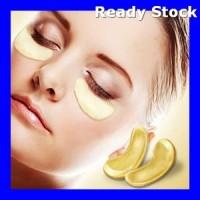 Masker Mata Crystal Collagen Gold / Eye Bag Mask Eyemask