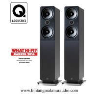 Q Acoustics 2050i GR Graphite Speakers