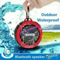Jual mp3 speaker bluetooth wirelles waterproof outdoor suara mantap Murah