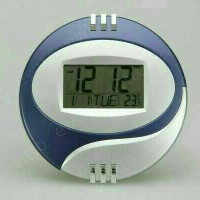 Jam Dinding Digital LED 6870 Mini / Jam Digital LED Antik MURAH..!!!