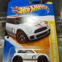 Hot Wheels 2011 HW Premiere Mini Cooper S Challenge