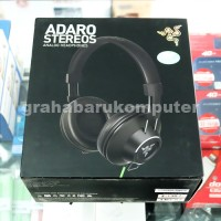 Razer Adaro Analog Stereo Headphones Headphone