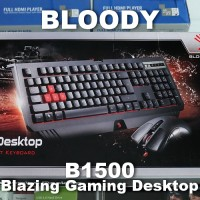Bloody B1500 Blazing Keyboard Mouse Gaming Combo