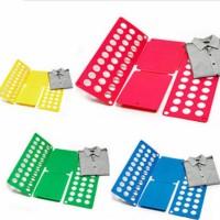 Magic Fast Clothes Shirts Folding Board Perapi Pelipat Pakaian Baju